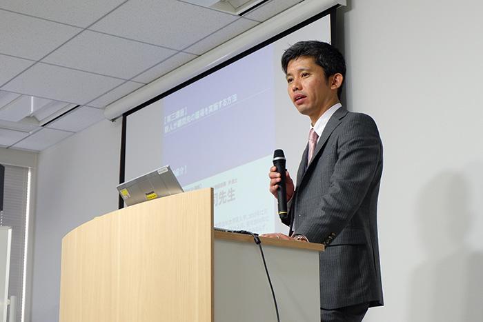 株式会社船井総合研究所主催の「新人若手弁護士研修2018」において、当事務所の弁護士・大武が、3年連続でゲスト講師として特別講座を行いました。